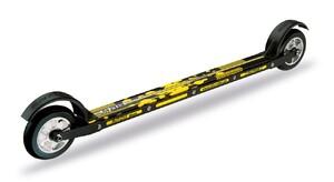 Лыжероллеры SRB Skate Carbon 100 колесо №2 среднее SR02