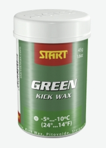 Мазь  START SYNTHETIC GREEN   -5/-10  45г. 01927