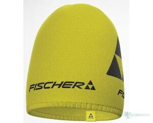 Шапочка FISCHER LONG LOGO (подклад флис) G30714-YELL