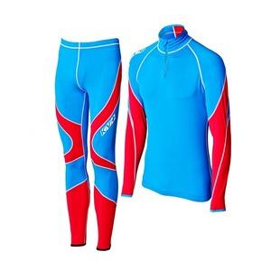 Комбинезон KV+ LAHTI 2 pieces suit blue/red 9V118.32