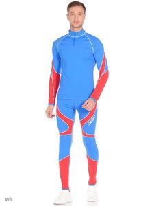 Комбинезон KV+ LAHTI 2 pieces suit blue\red, 9V118.32