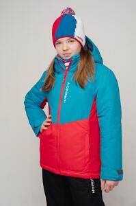 Костюм утеп. NORDSKI JR Montana Blue/Red NSJ 518879/NSJ444700
