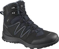 Ботинки SALOMON SHALLOW TS CSWP 410106