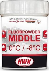 Порошок HWK 8541-30 FLUORPOWDER MIDDLE, 0°/-8°C, фтор, 30г