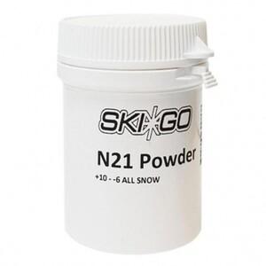 Порошок Ski-Go  N21   +10/-6    30 г. 62986