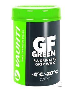 Мазь  VAUHTI GF GREEN  -4/-20    45г. GFG