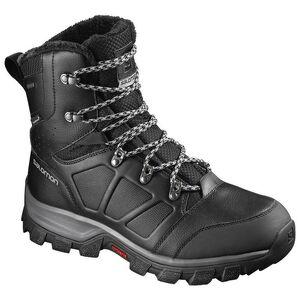 Ботинки SALOMON TOUNDRA CSWP BL/BL 381316