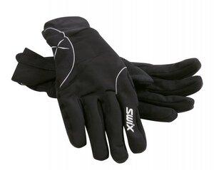 Перчатки SWIX STAR XC дет. черный H0205-100J