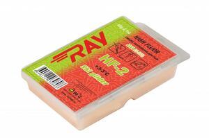 Парафин RAY HF-2 красный  +3/-3  60гр HF-2-60