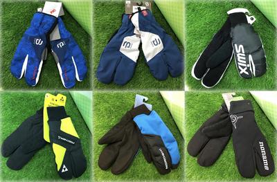 Скидка на перчатки, варежки и лобстеры до конца февраля