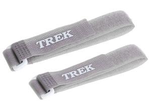 Связки  для лыж TREK,узкий,серый