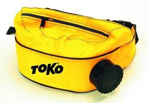 Подсумок-фляжка  TOKO  Drink Belt  1л  желтый 5553805