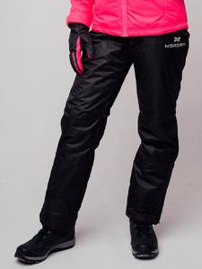 Брюки утеп.NORDSKI Premium Black W NSW213100 (р.ХS)