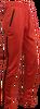 Брюки soft-shell STIK красные (р.XS)