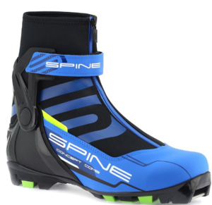 Бег.ботинки SPINE Concept Combi NNN 268 (р.46, син\черн)