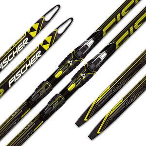 Бег.лыжи FISCHER SPEEDMAX SK 04913 NIS (stiff, +192)