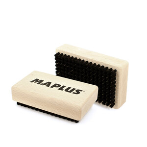 Щетка MAPLUS HARD HORSEHAIR конский волос жесткий, MTO101