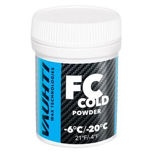 Фтор.порошок  VAUHTI FC POWDER COLD  -6/-20  30г. FCPC