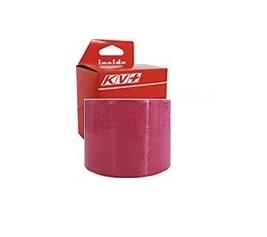 Тейпы - кинезио KV+  5Х500см розовый 6T02