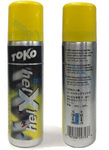 Фторовая жидкость TOKO cold fluoro racing liquid wax -10/-20 snow