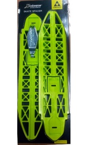 Пластина под крепления FISCHER SKATE SPACER Yellow S66513