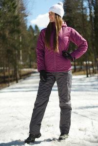 Костюм NORDSKI Motion Iris W куртка / Premium Grey W брюки утеп. жен. лямк NSW431498/NSW213201 (р.ХL)