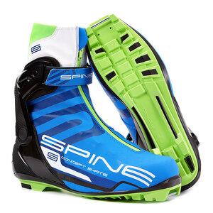 Бег.ботинки SPINE Concept Skate Pro NNN 297 (р.47)