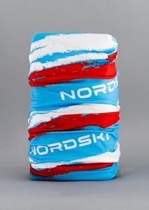 Бандана NORDSKI Stripe NSV409879 (Blue/Red)