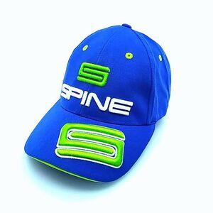 Кепка SPINE (9895) Racing Cap синий/зеленый (one size)