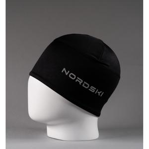 Шапочка NordSki Jr.Warm Blask NSJ128100 (р.S)