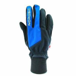 Перчатки NordSki Motion Black/Blue WS NSV250170 (р.ХS)