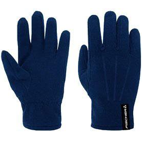 Перчатки FISCHER Fleece (р.М, жен.синий)