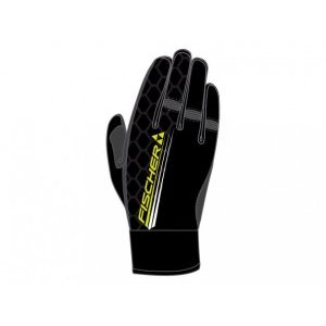 Перчатки FISCHER XC New Tour G90216 (р.9, черный)