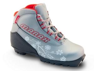 Бег.ботинки MARAX MXN-300 серебро NNN (р.44)