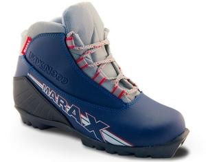 Бег.ботинки MARAX MXN-300 синий NNN (р. 46)