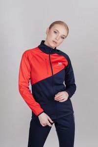 Куртка разминочная NORDSKI Premium Blueberry NSW801021 (р.ХS)