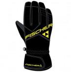 Перчатки г/л FISCHER MICRO G30316-BLK (р.9, черный)