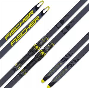 Бег.лыжи FISCHER Carbon Sk 11619 IFP 2019г (stiff, 181)
