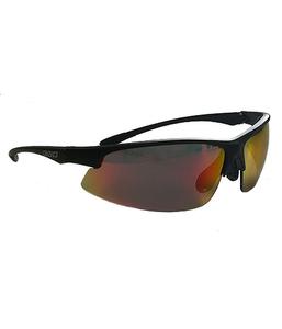 Очки спорт. KV+ VERTICAL Glasses blaсk\white 1 lens,SG13.1