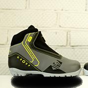 Бег.ботинки ISG SPORT 406 NNN с клапаном (р.42)