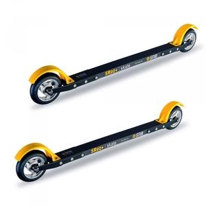 Лыжероллеры SRB Skate Carbon 100x24мм колесо №2 среднее SR02+P-M