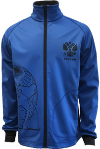 Куртка soft-shell STIK синяя (р.XS)