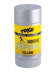Мазь TOKO  Nordic Yelloy 0/-2    25г. 5508751