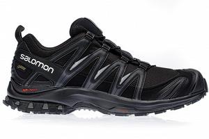Кроссовки SALOMON XA PRO 3D GTX W Black/Black/G 393329 (р 7)